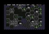 Krieg um die Krone Commodore 64 Do you like this map? (If no, another map layout is generated)