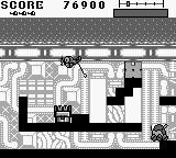 Go! Go! Tank Game Boy Things get complex in the enemy fortress...