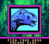 Disney's Dinosaur Game Boy Color Objective