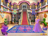 Barbie as Rapunzel: A Creative Adventure Windows The grand foyer has been fully restored.