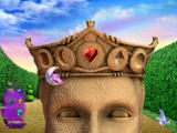 Barbie as Rapunzel: A Creative Adventure Windows Plant the 6 jewels in Prince Stefan's crown in order to free him.