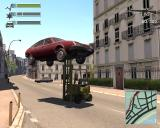 Driv3r Windows Lifted a car with a forklift in Nice
