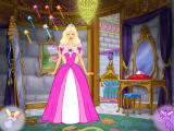 Barbie as Sleeping Beauty Windows Choose a dress color