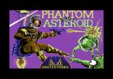 Phantom of the Asteroid Commodore 64 Title