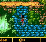 Walt Disney's The Jungle Book: Mowgli's Wild Adventure Game Boy Color Scalable wall