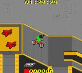 MTV Sports: T.J. Lavin's Ultimate BMX Game Boy Color Nice green shorts!