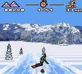 MTV Sports: Pure Ride Game Boy Color A little hop. (skip and a jump)