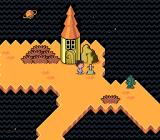 EarthBound SNES A cross in a Nintendo game?