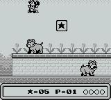 Mickey's Dangerous Chase Game Boy Minne is mauled to death.