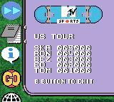 MTV Sports: Skateboarding featuring Andy Macdonald Game Boy Color High scores