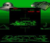 Battlezone/Super Breakout Game Boy Title screen