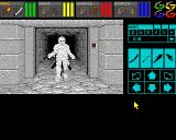 Dungeon Master Amiga Encountering a mummy