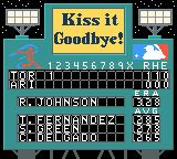 All-Star Baseball 2000 Game Boy Color Kiss it goodbye!