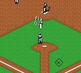 All-Star Baseball 2000 Game Boy Color I caught him out with a fly ball.
