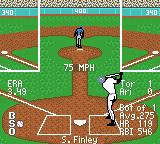 All-Star Baseball 2000 Game Boy Color I am batting. SWING!