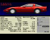 Test Drive Amiga Chevy Corvette