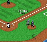 All-Star Baseball 2001 Game Boy Color Struck him out!