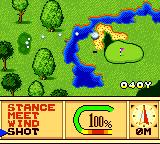 Scratch Golf Game Gear Full power!