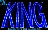 Les Manley in: Search for the King Amiga Title screen 2