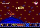 ToeJam & Earl in Panic on Funkotron Genesis Wow, a coin!