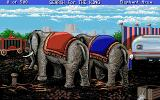 Les Manley in: Search for the King Amiga Elephants