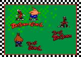 ToeJam & Earl in Panic on Funkotron Genesis Choosing eaither one of the guys, or both together