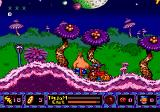 ToeJam & Earl in Panic on Funkotron Genesis An earthling! Let's get him!