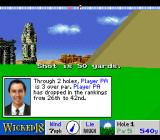 True Golf Classics: Wicked 18 SNES Player updates