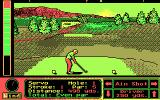 Jack Nicklaus' Greatest 18 Holes of Major Championship Golf DOS Teeing off (CGA)