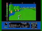 Jack Nicklaus' Greatest 18 Holes of Major Championship Golf NES In the fairway