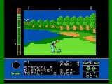 Jack Nicklaus' Greatest 18 Holes of Major Championship Golf NES Putting