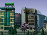Rampage 2: Universal Tour Nintendo 64 Starting Salt Lake City.