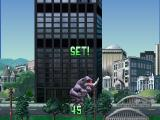 Rampage 2: Universal Tour Nintendo 64 After Los Angeles, you get a bonus stage where you get 45 seconds to destroy this building.