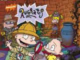 Rugrats: Scavenger Hunt Nintendo 64 Title screen (US version)