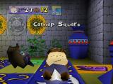 Rugrats: Scavenger Hunt Nintendo 64 The Catnap square. You can regain some energy.
