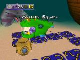 Rugrats: Scavenger Hunt Nintendo 64 I landed on Dil, the mystery square.
