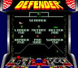 Arcade Classic 4: Defender/Joust Game Boy Point values