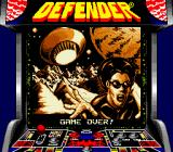 Arcade Classic 4: Defender/Joust Game Boy Game over, earth is _doomed_!
