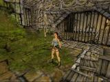 Tomb Raider: The Lost Artifact Windows caged.. getting out of here will need a little work