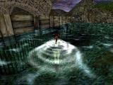 Tomb Raider: The Lost Artifact Windows there's plenty of water around