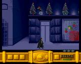 Batman Returns Amiga Under attack.