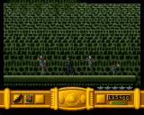 Batman Returns Amiga Fight in sewers.