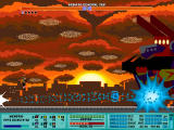 Iji Windows Boss fight against general Tor