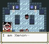 Metal Walker Game Boy Color Prof. Xenon is being controlled...