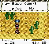 Metal Walker Game Boy Color Build a new base?