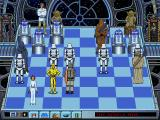 The Software Toolworks' Star Wars Chess DOS Checkmate!  Those rebels always win...
