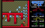 Gauntlet II Amiga Collect food to increase health
