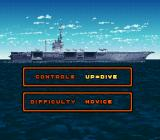 Turn and Burn: No-Fly Zone SNES Options