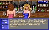 Bar Games Amiga Found the girl with the flower