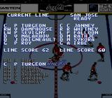 Wayne Gretzky and the NHLPA All-Stars SNES Editing lines